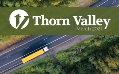 Thorn Valley Newsletter: March 2021